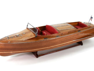 Chris Craft Runabout speed boat model