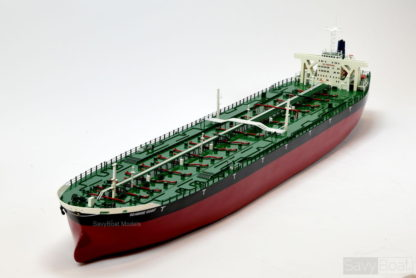 Seawise Giant Wooden Model ship