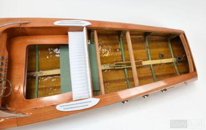 Riva Model Open hatch
