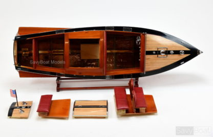 1930 Chris Craft runabout Radio Control
