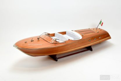 riva ariston wooden model