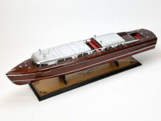 Thunderbird Wooden boat Model ship