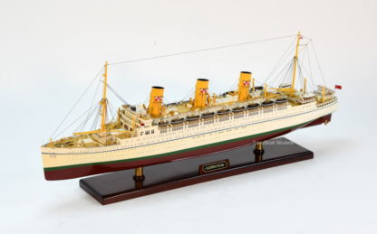 Empress of Scotland canada pacific line