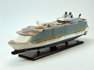 MS Oasis of the Seas Handmade ship model