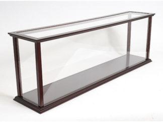 Display case for model ship