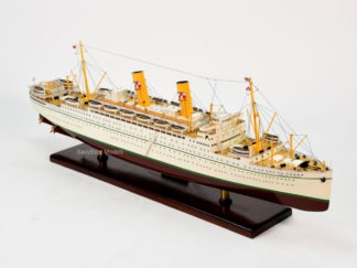 Empress of France model ship