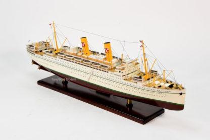 Empress of France model ship