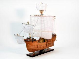 Matthew Caravel wooden shipmodel
