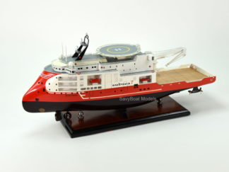 Seven Viking Offshore Vessel model ship