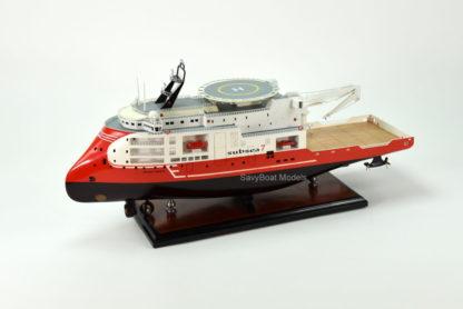 Seven Viking Offshore Vessel model ship