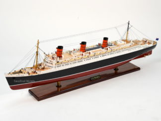 SS Poseidon Ocean Liner ship model