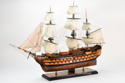 Nelson's flagship - HMS Victory