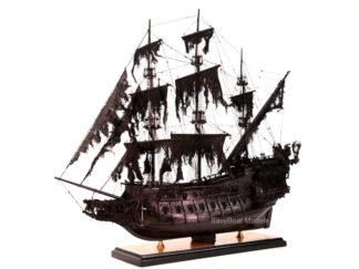 Flying Dutchman pirate ship model