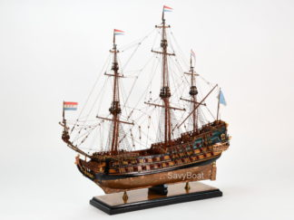 Friesland Dutch 80 gun ship 1663