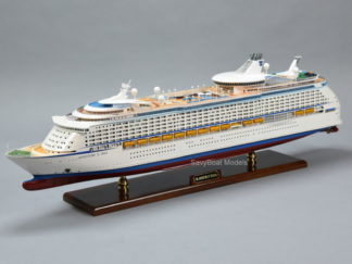 MS Adventure of the Seas cruise ship model