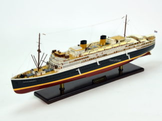 Johan van Oldenbarnevelt ship model
