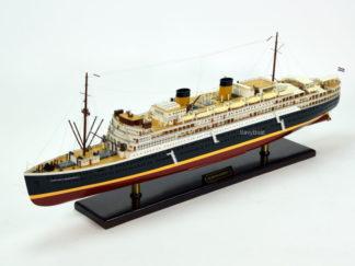 Johan van Oldenbarnevelt ship model