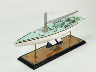 Australia II Yacht model ship