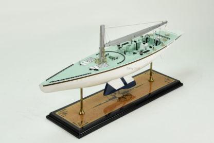 Australia II Yacht model ship