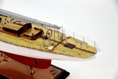 Ranger racing yacht handmade model