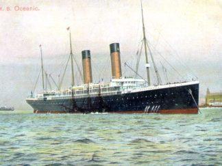 RMS Oceanic 1899