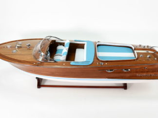 Riva Aquarama wooden boat model