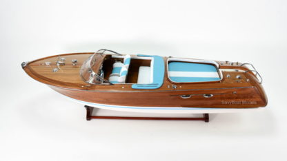 Riva Aquarama wooden boat model