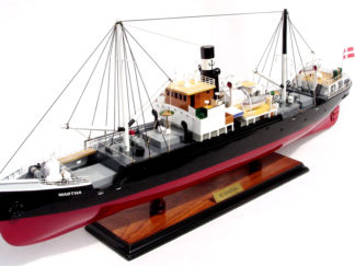 SS Martha Wooden Model Ship