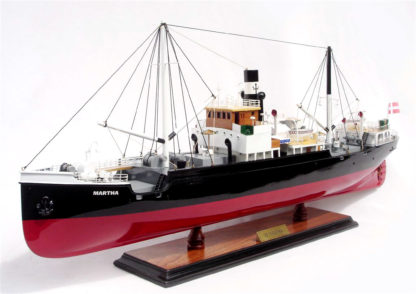 SS Martha Wooden Model Ship