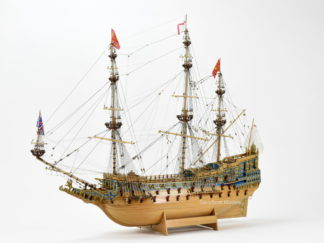HMS Sovereign of the Seas Ship model