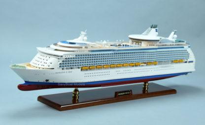 Navigator of the Seas handmade ship model