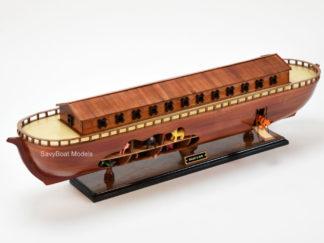 Noah's Ark ship model