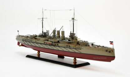 SMS Ostfriesland handmadebattleship model