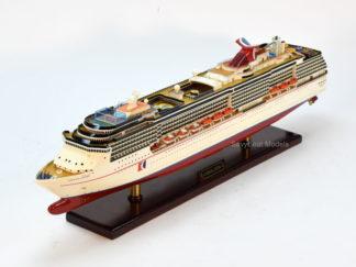Carnival Legend cruise ship model
