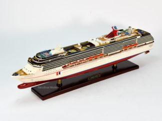 Carnival Pride Ship model