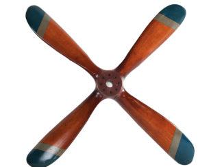 Four Blade Wooden Propeller