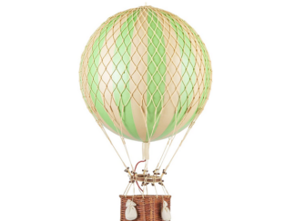 Authentic true Green Balloon