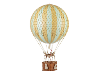 Mint Hot Air Balloon