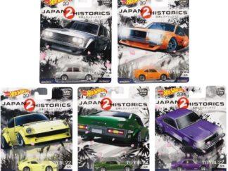 Hot Wheels 1:64 Car Culture Japan Historics 2