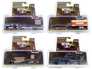 Hitch and Tow Series 21 truck and trailer